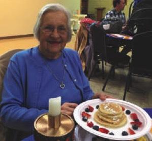 Eleanor Miller 90th Birthday